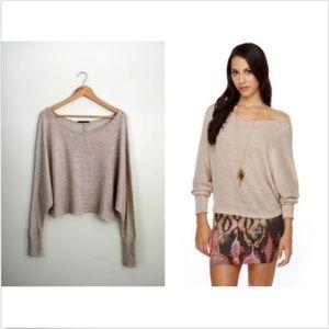 Brandy Melville Kayla Sweater O/S